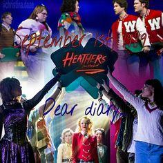 Happy Heathers day!!!