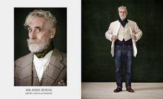Risultati immagini per the modern dandy Le Book, John Byrne, Hipster Man, Mr Porter, Dandy, Mens Fashion, Street Fashion, Menswear, Street Style