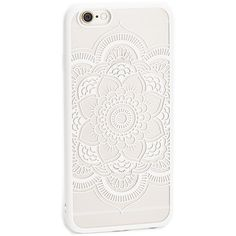 Jfr Iphone 6 Henna Auxerre ($24) ❤ liked on Polyvore featuring accessories, tech accessories, phone cases, cases, phones, tech, bags, white and womens-fashion