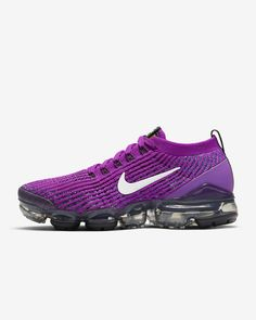 Nike Air Shoes, Nike Air Vapormax, Sneakers Nike, Shoes Jordans, Nike Shoes Cheap, Nike Vapormax Flyknit, Nike Shox, Purple Nikes, Outfits Mujer