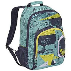 ROXY Girl Flyer Backpack | Airline International Luggage | Luggage, pens and gifts. #travel #roxy #backpack