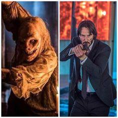 Why is John Wick called Baba Yaga? Baba Yaga, Keanu Reeves, John Wick, Wicked, Fictional Characters, Fantasy Characters