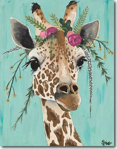 "Unique & Affordable Artwork│Selling Art like Spring Whitaker& ""Stella"" Re. Unique & Affordable Artwork│Selling Art like Spring Whitaker& ""Stella"" Responsibly <!-- Begin Yuzo --><!-- without result -->Related Post Bohemian summer dinner party Giraffe Painting, Giraffe Art, Giraffe Drawing, Painting Inspiration, Art Inspo, Animal Drawings, Art Drawings, Drawing Drawing, Pencil Drawings"