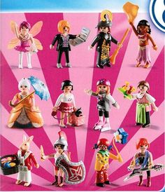 Sealed. Playmobil Boy Mystery Figure Series 9 5598  Painter