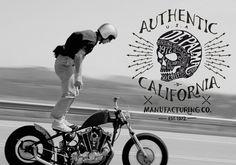 Creative Depalma, Clothing, Bmd, Skull, and Motorcycle image ideas & inspiration on Designspiration Custom Moto, Bobber Custom, West Coast Choppers, Pike Brothers, Logo Design, Graphic Design, Clothing Logo, Kustom Kulture, Print Layout