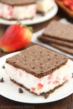 ... on Pinterest | Black bean brownies, Peach pies and Frozen yogurt
