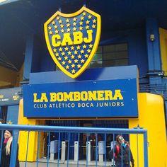 Boca Juniors: the pride of Buenos Aires.