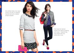 belted striped sweater over shirt dress.  Add leggings/tights and boots