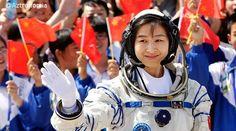 "Astronauta china fue al espacio en la quinta nave tripulada de China, el ""Shenzhou X"""