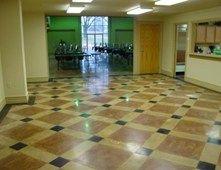 design on concrete floors