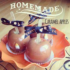 The most delicious Homemade Carmel Apple Recipe