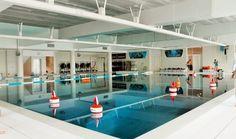 Unique pools: big, deep and beautiful