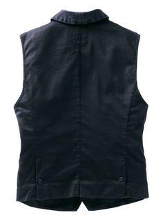 Designerweste Ze26lle | Schwarz | Mey & Edlich Waistcoat Men Casual, Outfit, Jackets, Fashion, Cotton Fabric, Vest, Outfits, Down Jackets, Moda