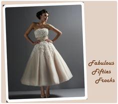 50s wedding dress | Tumblr