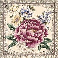 Image Detail for - Minton Hollins blenheim BLE2D1 ivory 150x150 - UK Tile Sales - Over 50 ...
