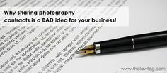 Looking for help and direction on photography contracts? Here is The Ultimate Photography Contracts Guide to help you cut through the mystery. Photography Contract, Birth Photography, Photography Business, Business Checks, Business Tips, Quotes About Photography, Commercial Photography, Photo Studio, Articles