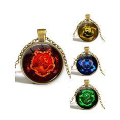 House Pendant Necklaces
