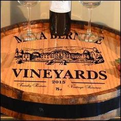 Items similar to Quarter Barrel Lazy Susan Tray- Available Blank or Personalized- Wood Rotating Tray- Lazy Susan American Barrel Tray- Vineyard Design 465 on Etsy Wine Country Gift Baskets, Wine Baskets, Wine In The Woods, Wine Tasting Notes, Order Wine Online, Cheap Wine, Wine Fridge, Wine Delivery, In Vino Veritas
