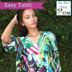 Looking for your next project? You're going to love Easy Tunic by designer So…