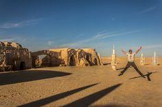 El desierto de Túnez, de los oasis a Tatooine
