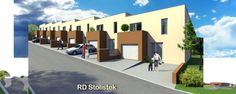 RD Stolístek New Homes, Mansions, House Styles, Home Decor, Decoration Home, Manor Houses, Room Decor, Villas, Mansion