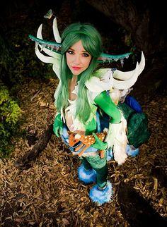World of Warcraft -- Mylune of Mt. Hyjal: