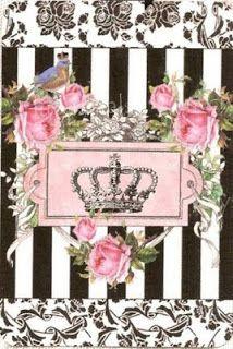 .Crown w stripes