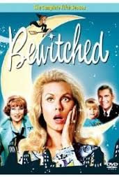 Bewitched was a fun show. I wanted to wiggle my nose like Samantha.