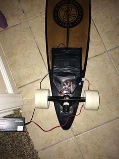 Diy Electric Longboard