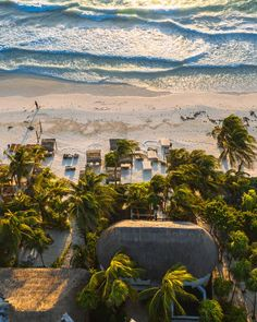 There's not much in the way of concept to separate one of Tulum's beachfront boutique hotels from any of the others — you can pretty much count on a laid-back, indoor-outdoor vibe, a sort of rustic-minimalist approach to design, and a wealth of arts and crafts by local makers. The differences come down to execution, and Nest Tulum is earning a following by getting all the details just right. Tulum Mexico, Boutique Hotels, Separate, Wealth, Indoor Outdoor, Nest, Count, Minimalist, Concept