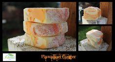 Hawaiian Ginger soap
