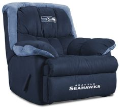 seattle+seahawks+furniture | Seahawks Chairs, Seattle Seahawks Chair, Seahawks Chair, Seattle ...