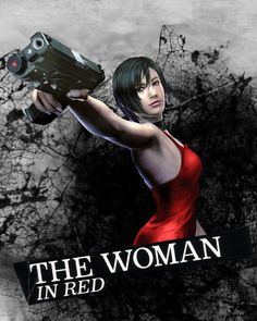 The Woman in Red by Isobel-Theroux on DeviantArt Ada Wong, Video Game Movies, Video Games, Umbrella Corporation, Resident Evil Game, When One Door Closes, Racoon, Mikasa, Nerd Stuff