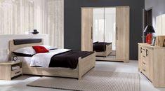 Łóżko Barcelona producenta New Elegance. Barcelona, Interiores Design, Bedroom, Elegant, Living, Inspiration, Furniture, Home Decor, Classy