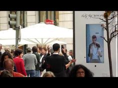 Samsung Galaxy Note - Live Human Outdoor