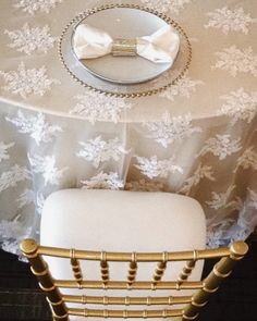 Join us in admiration of our new lace, Bellair! Gold Chairs, Chiavari Chairs, Event Decor, Event Design, Special Events, Affair, Join, Beige, Lace