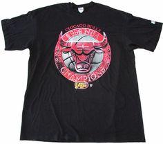 5f0bc5b6c5e7 Vintage Chicago Bulls 1998 Championship t-shirt size XL Michael jordan NBA  New