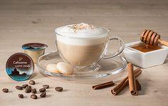 Leckere Kaffee-Rezepte mit Cafissimo - bei Tchibo