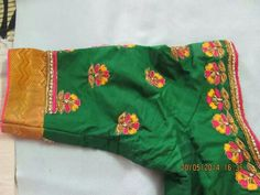 Maggam work blouse patterns