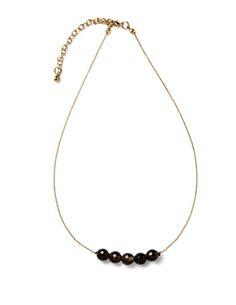 Semi-Precious Necklace AK278 Jewelry at Boden