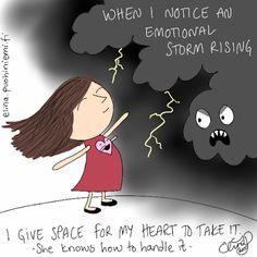 Palasia sateenkaaresta: Let Your Heart Be Wide Open