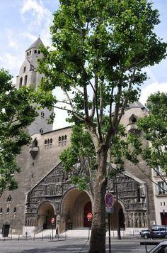 Eglise St-Pierre de Chaillot, Paris (XVIe)
