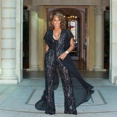 Marjorie Harvey loves couture—she's the expert on everything high fashion! Harvey and her experts inspire your style with great high-low fashion. The Lady Loves Couture, Love Couture, Majorie Harvey, Sparkly Jumpsuit, Jumpsuits For Women, Looking For Women, Dress To Impress, Fashion Forward, Celebrity Style