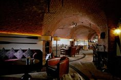 Spitbank Fort Hotel – English Sea Fort Converted into a Luxury Hotel - Amazing Design Idea | jebiga |