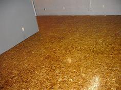 Amazing idea... Polished OSB floor