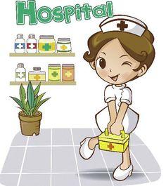 imagenes animadas de enfermeras para tarjetas