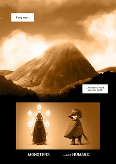Undertale Reset - Page 01 Sepia by oennarts on DeviantArt
