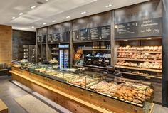 Theke Bäckerei