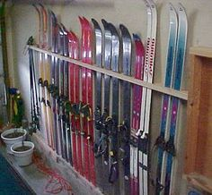 ski rack...looking for the perfect one