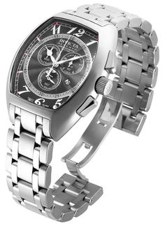 Invicta Reserve watch in Stainless Steel at InvictaStores.com